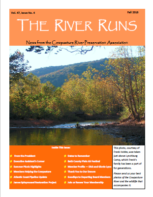 The River Runs Fall 2018