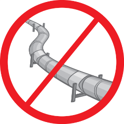 No Atlantic Coast Pipeline
