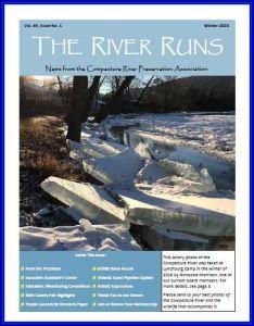The River Runs - Winter 2020