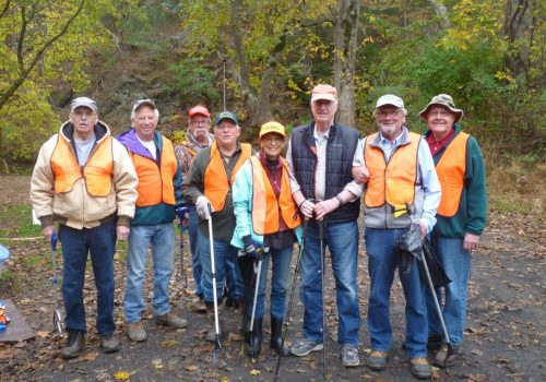 Walton Tract Clean-Up