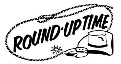 Round-Up Time (Logo)