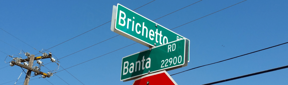 Banta Road at Brichetto (Photo)