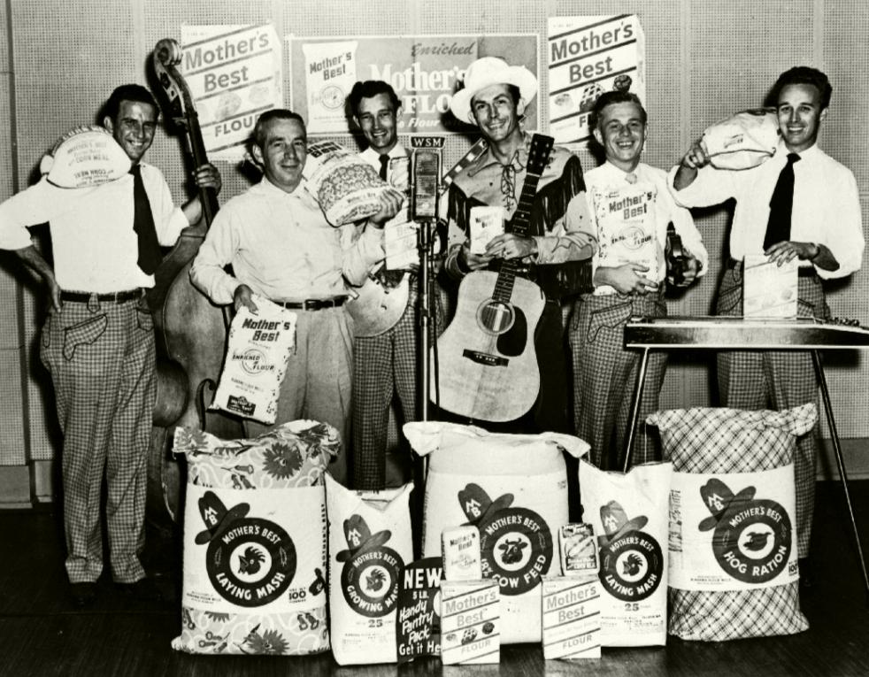 Hank Williams Mother's Best Flour (Photo)