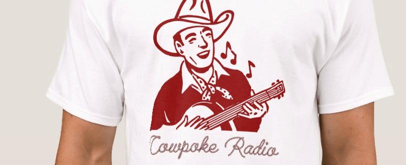Cowpoke Radio T-Shirt (Image)