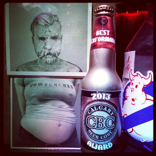 Best Performance 2013 -  Calgary Beercore Awards