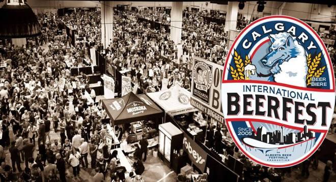 Calgary Beerfest 2014