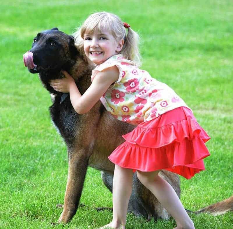 Jak zapewnić dziecku bezpieczeństwo w kontakcie z psem?