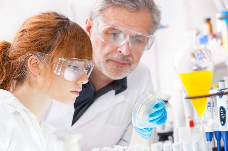 Badanie biochemiczne