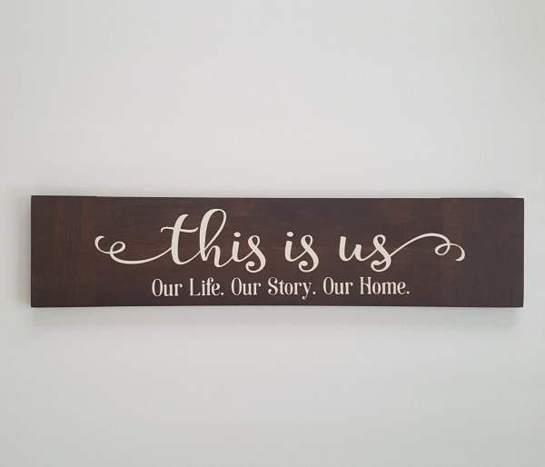 coxandthehen - This is Us sign sample