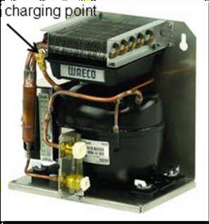 Recharging marine refrigeration systems – Cox Engineering