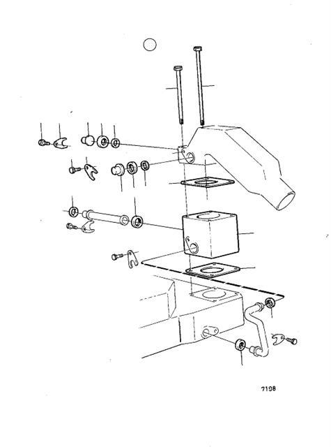 Volvo manifold