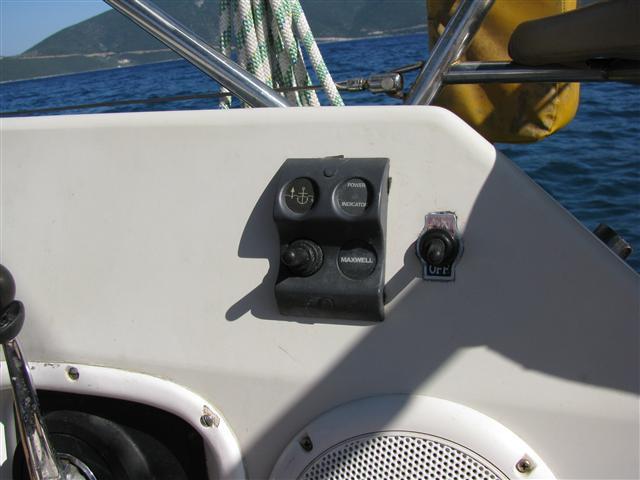 Windlass control