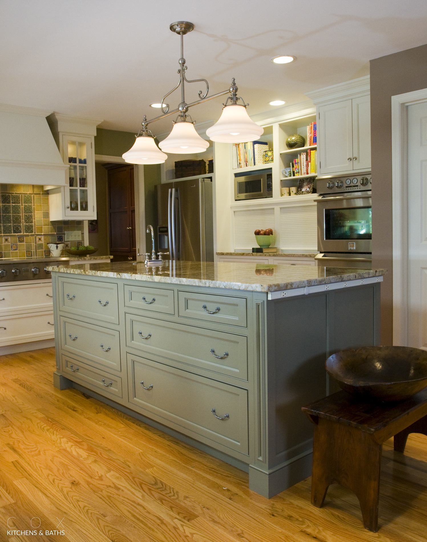 Cowpens Kitchen Renovation Cox Kitchens Baths