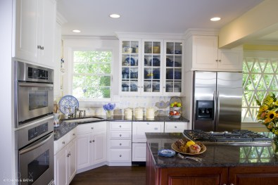 Timeless Guilford kitchen
