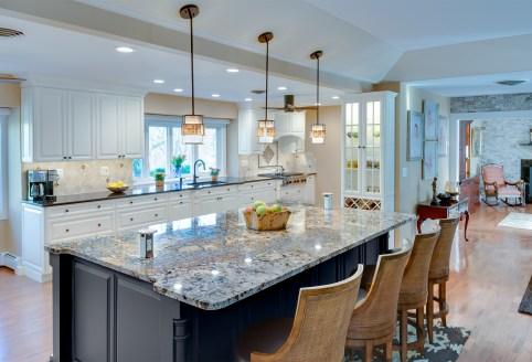Timonium Rancher Remodel Cox Kitchens Baths Delectable Baltimore Kitchen Remodeling