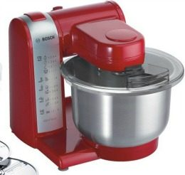 Bosch Food Mixer Review -multifunctional food mixer with great range of accessories