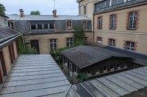 Vue de l'Hôtel Pasteur