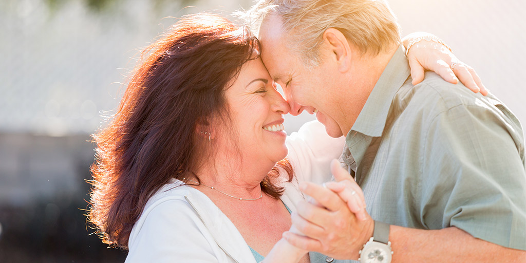 a woman enjoying her cancer free sexual health