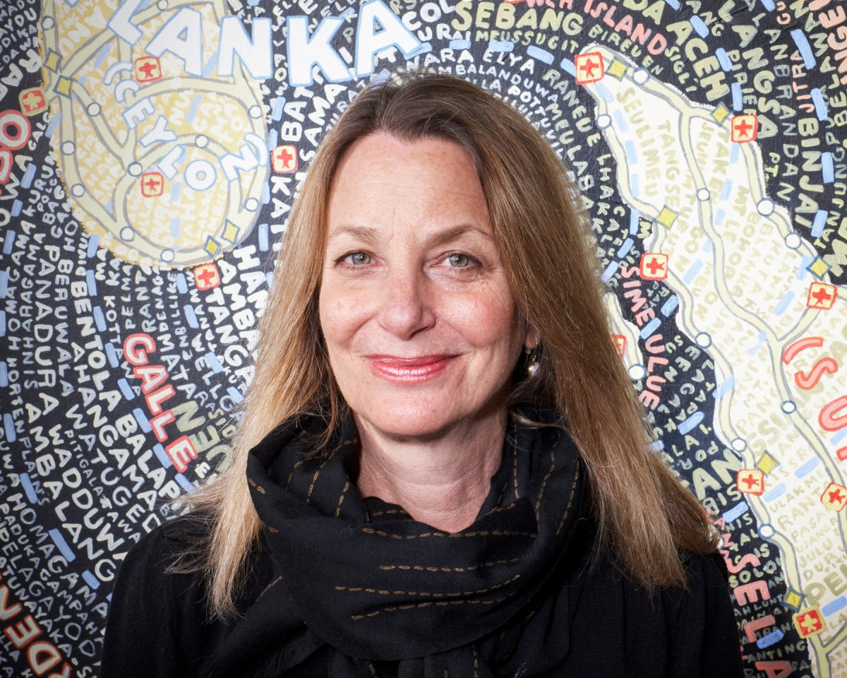 Paula Scher on The Great Discontent (TGD)
