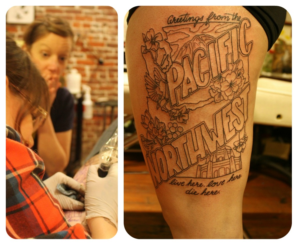 28+ [pacific Northwest Tattoos]