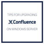 Confluence on Windows Server