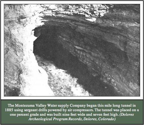 Montezuma Tunnel