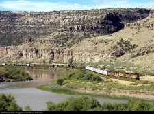 Colorado River near De Beque