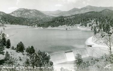 Evergreen Dam and Lake