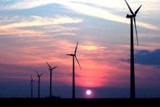 Wind farm Logan County