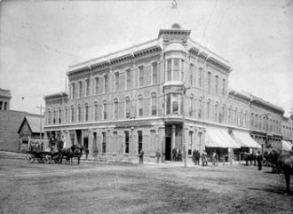 Fort Collins back in the day via Larimer County