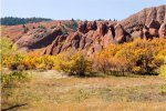 Roxborough State Park photo via Colorado Parks and Wildlife