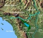 Colorado River Aqueduct via Wikipedia