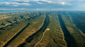 Oil and gas development on the Roan via Airphotona
