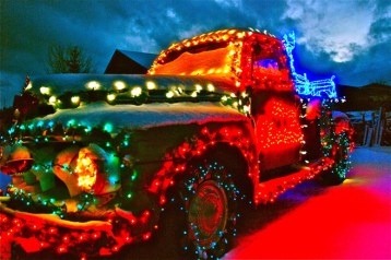 Classic Colorado Christmas. Photo credit: Bob Berwyn