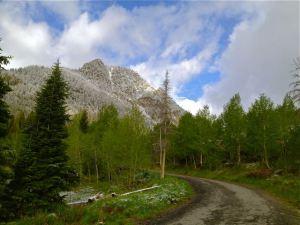 North Tenmile Creek trail, Frisco Colorado
