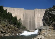 Denver Water is seeking a permit to enlarge Gross Dam in Boulder County.