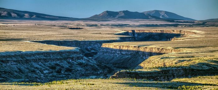 Rio Grande del Norte National Monument via the Bureau of Land Management