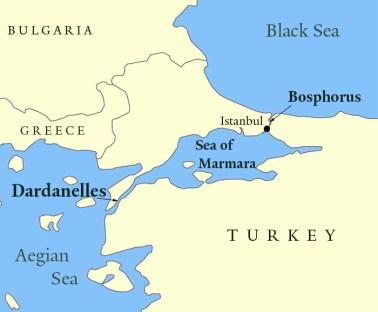 Turkish Straights graphic via RobertSchuddnboom.com.