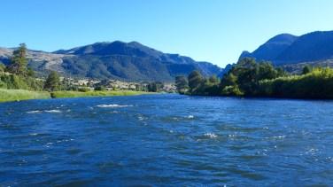 The upper Colorado River below the Pumphouse put-in.