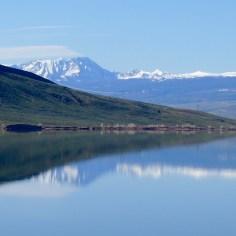 Wolford Reserovir, and the Gore Range. Photo: Brent Gardner-Smith/Aspen Journalism