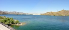 Lake Mohave. Photo credit: Wikipedia. CC BY 2.5, https://commons.wikimedia.org/w/index.php?curid=767088