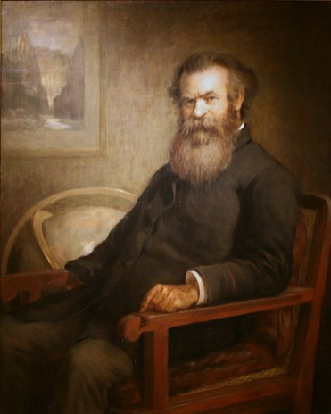 John Wesley Powell. By Painter: Edmund Clarence Messer (1842 - 1919) - Flickr, Public Domain, https://commons.wikimedia.org/w/index.php?curid=7299882