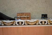 Cigar Box Guitar Tailpiece