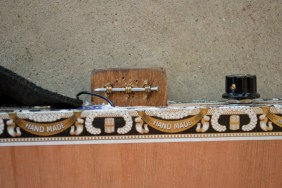 Cigar Box Guitar Tailpiece