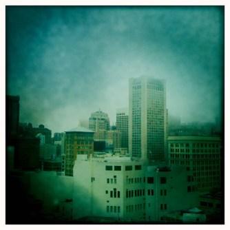 Fog Coming In