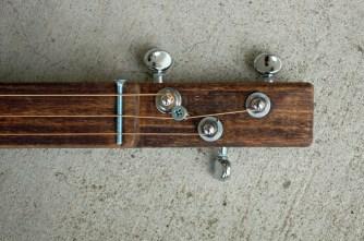 Dad's Guitar Headstock