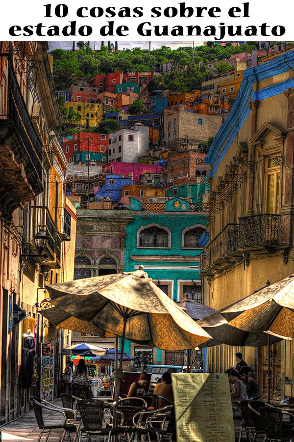 10 cosas que deberas de saber sobre el estado de Guanajuato  Coyotitos