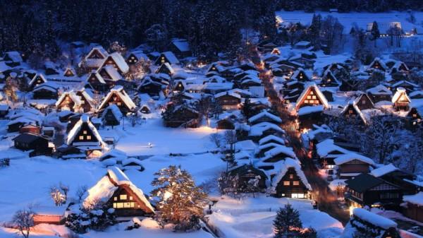 15 lugares donde pasar la navidad al menos una vez en la vida  Coyotitos
