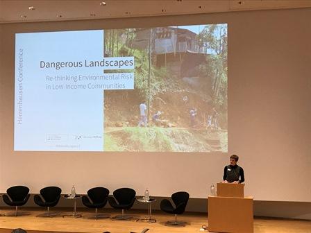 Presentación y discusión del Proyecto Coyuca Resiliente al Clima en eventos académicos internacionales