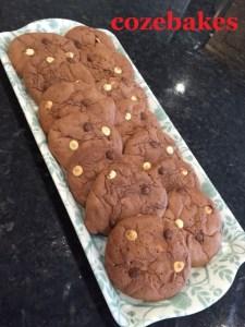 chocolate brownie cookies, chocolate brownie biscuits, brownie cookies, brownie biscuits, baking for children, cozebakes, chocolate cookies, cookies, recipes for cookies